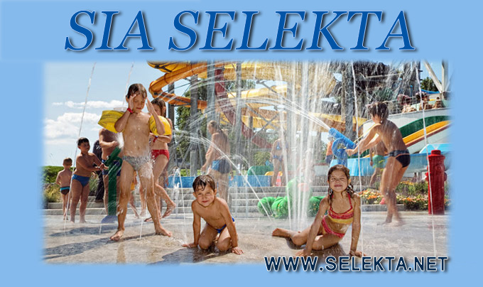Water Park Design - Aqua Fun Project Group